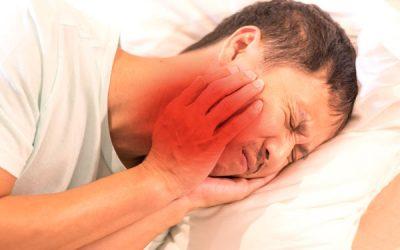 TMJ Ligamentous Sprain