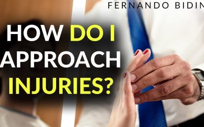 HOW DO I APPROACH INJURIES