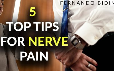 5 TOP TIPS FOR NERVE PAIN