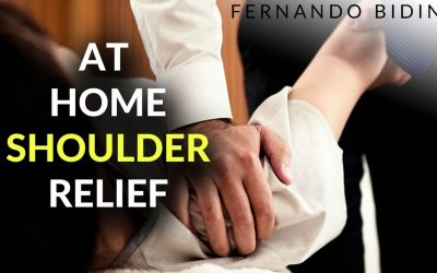 AT HOME SHOULDER PAIN RELIEF