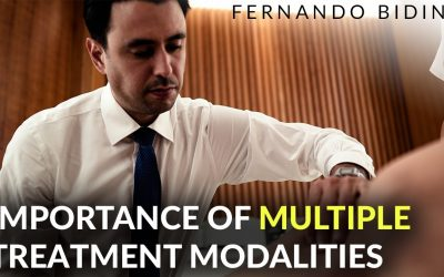 THE IMPORTANCE OF MULTIPLE TREATMENT MODALITIES