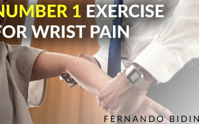 NUMBER 1 EXERCISE FOR WRIST PAIN