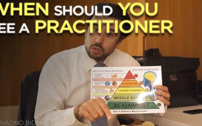 When should you see a practitioner